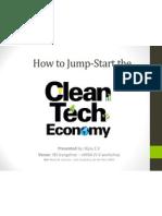 How to Jump-Start CleanTech Links