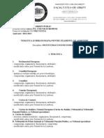 Temat Dr Ue Institutiile UE 2012
