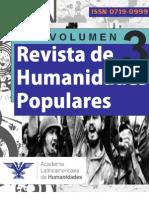 Revista de Humanidades Populares Vol.3