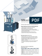 Woojin Plaimm Injection Molding Machine