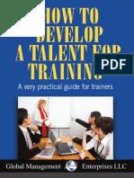 Develop Talent