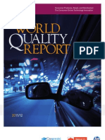 World Quality Report Consumer Products Retail and Distribution Sector Pull Out (1)