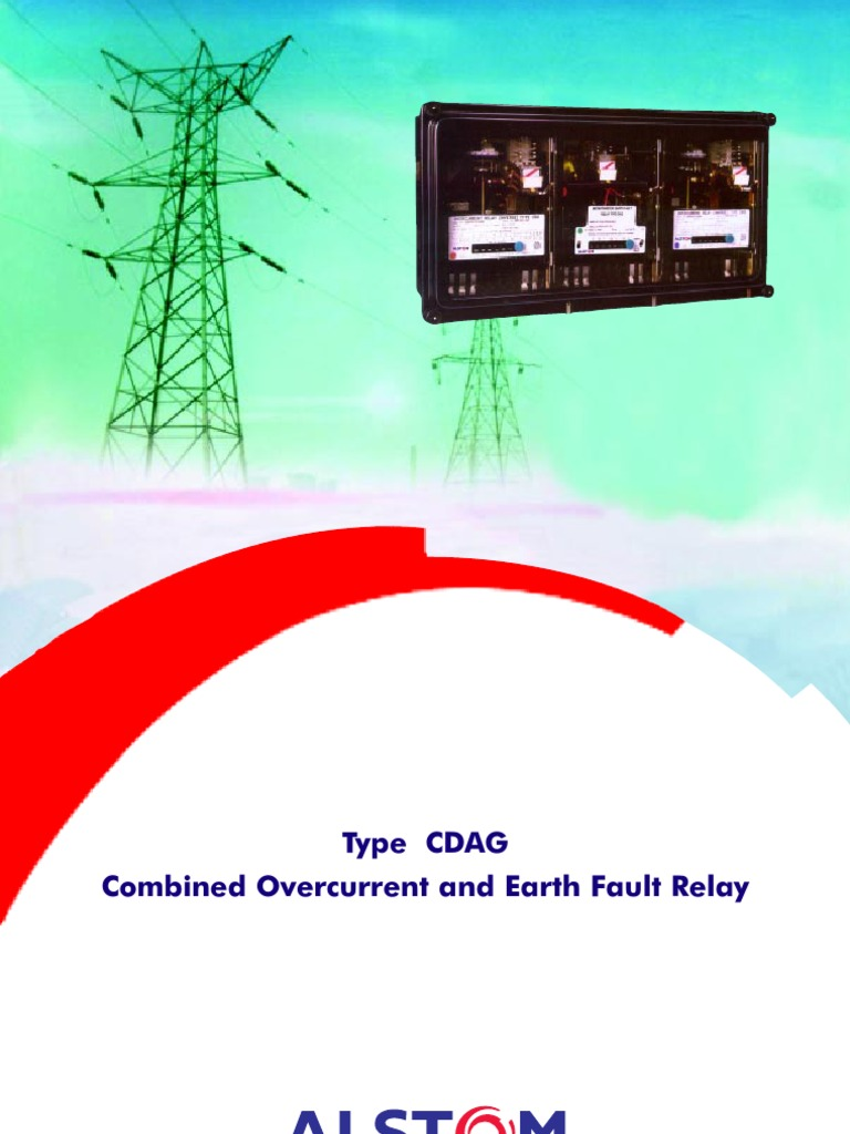 ANSI Codes For Relay Identification - Alstom electromagnetic relay catalogue