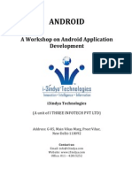 Android Brochure