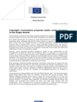 20120711-EU-Proposal for a Directive on collective management of copyright and related rights-Press release