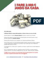Banners Broker Italia guadana soldi da casa