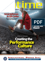Performance Culture Uptime Apr 12