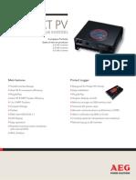 Datasheet AEG Protect