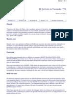 Como programar Advpl no ERP - 08 - Controle de Transacäo TTS