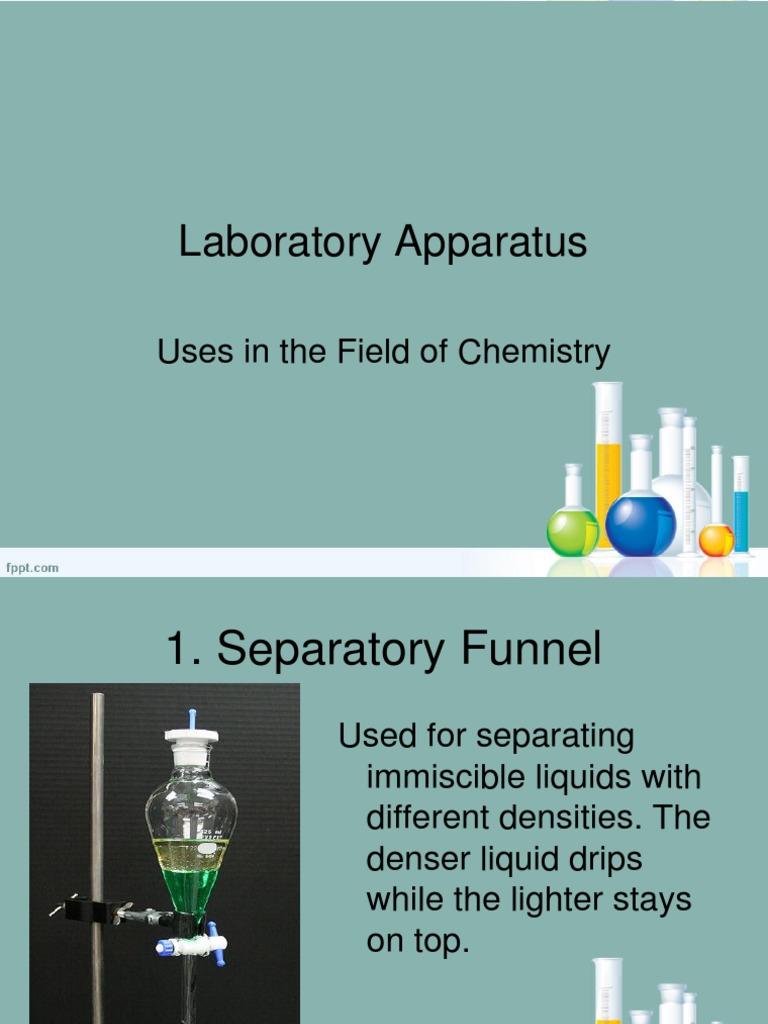 Laboratory Apparatus | Liquids | Evaporation