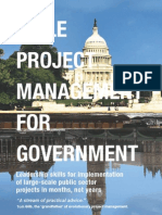 Agile Project Management for Government - Extracts - 2012-08-02 With Covers