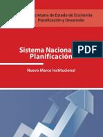2008120420332 La Nueva Institucionalidad
