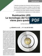 Artículo LED Revista ANTENA