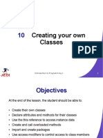 MELJUN CORTES JEDI Slides-Intro1-Chapter10-Creating Your Own Classes