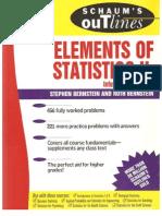 Schaum's Elements of Statistics II -- 467