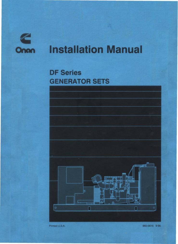 35223650 cummins df series installation manual rh scribd com Manual Cummins Interior 6.7 Cummins Manual