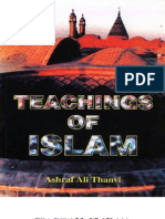 Teachings of Islam by Maulana Ashraf Ali Thanvi