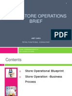Retail Store Operations Brief