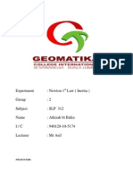 Chemistry Report 2