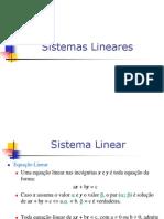Sistemas_Lineares