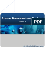 Chapter 4 Systems, Development and Structures