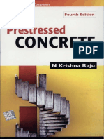 Prestressed Concrete Krishnaraju