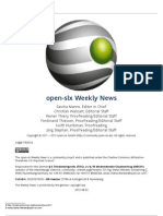 Open Slx Weekly News en 26
