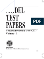 20900015-1_ICAI Model Test Paper Vol. I Text