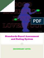 Assessment System K-2