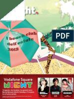 2night Agosto 2012 - Bari