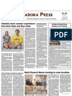 Kadoka Press, Thursday, August 2, 2012
