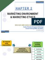 CHAPTER 2_Marketing Environment & Marketing Ethics_present