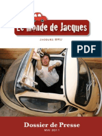 Dossier de Presse Le Monde de Jacques