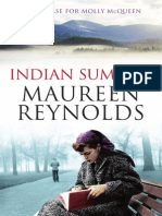 Indian Summer by Maureen Reynolds