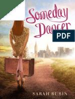 Someday Dancer by Sarah Rubin