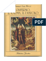 1973 L'Inferno, Il Karma, Il Diavolo VM Samael Aun Weor (gnosipratichelibri)