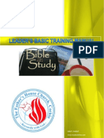 Leader's Basic Training Manual
