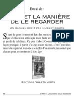 DECOUVRIR L'ART SANS RIEN CONNAITRE
