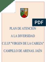 PLAN DE ATENCIÓN A LA DIVERSIDAD CEIP VIRGEN DE LA CABEZA