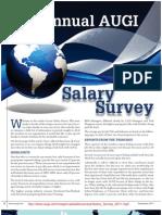 CAD Salary Survey 2011