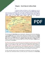 Indus Water Dispute