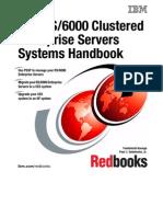 RS6000 Clustered Enterprise Server