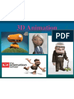 3D Computer Animation Powerpoint Presentation