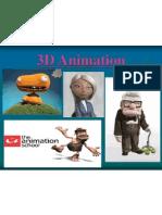 3D Computer Animation Powerpoint Presentation