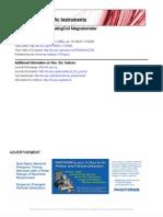 Development of a VibratingCoil Magnetometer_DO Smith