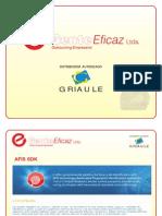 Brochure Griaule AFIS
