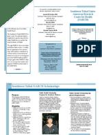 Fall 2012 NARCH Scholarship Brochure Copy