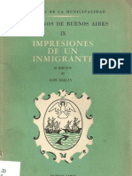 Lajos Szalay Cuaderno Inmigrante Medio Mes