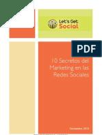 10-Secretos Del Marketing en Redes Sociales