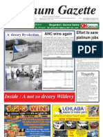 Platinum Gazette 03 August 2012